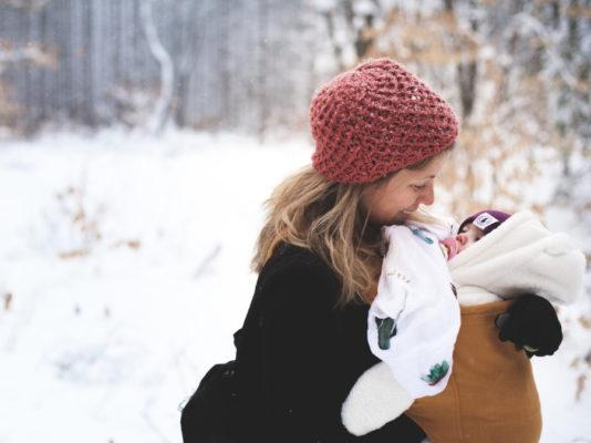 Comment accueillir bébé en hiver