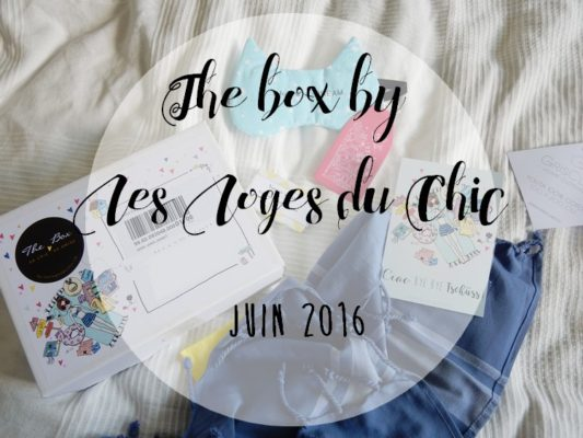 The Box by Les Loges du Chic : Juin