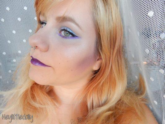 MSC violet électrique : Galaxy Queen