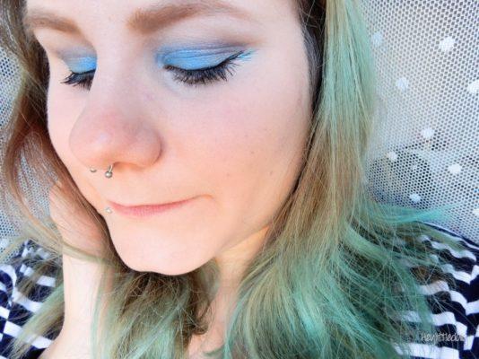 MSC azur : le bleu lumière de Vaïana