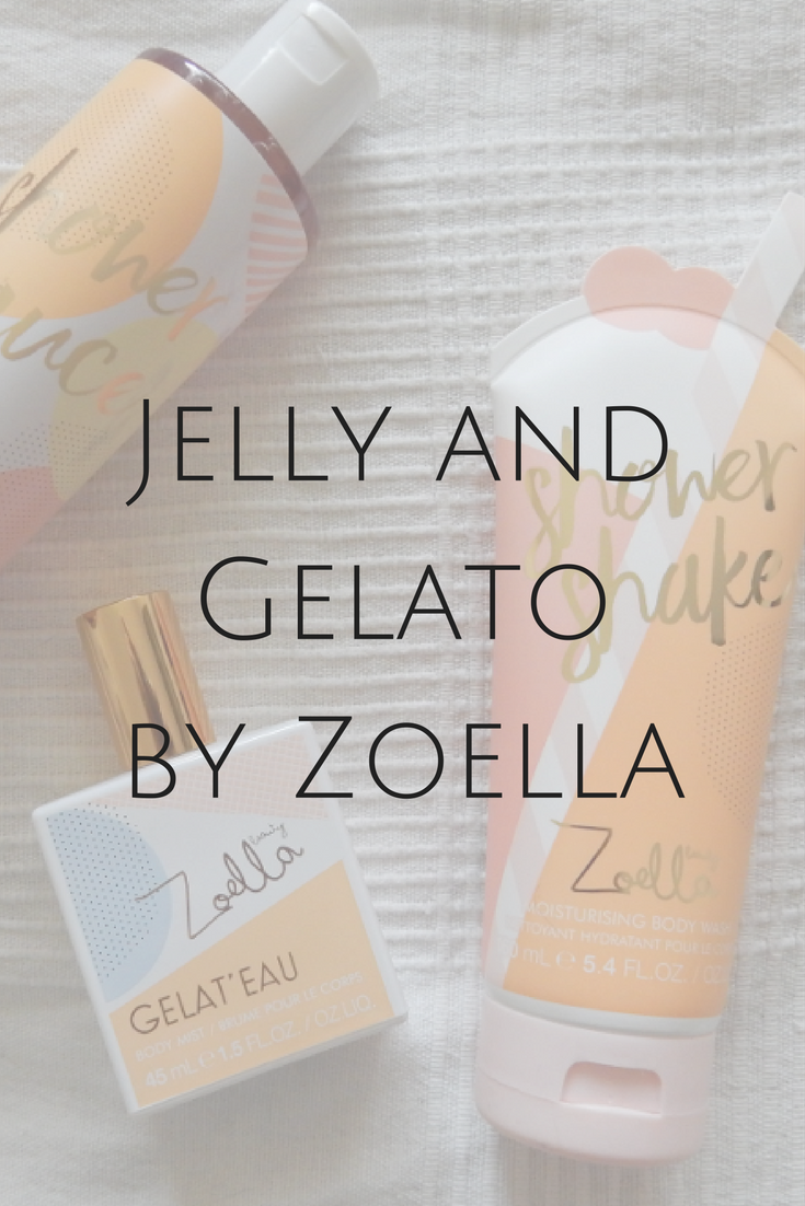 New collection Jelly and Gelato by Zoella