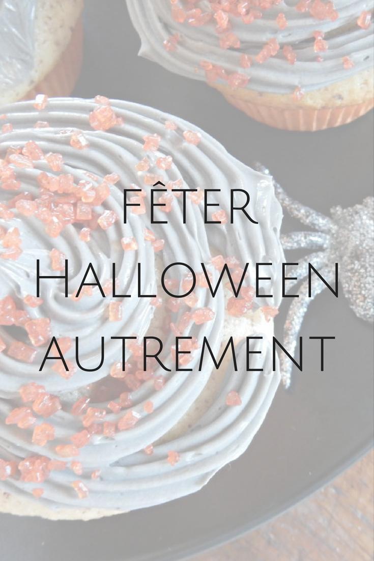 Vous souhaitez trouver des idées pour fêter Halloween autrement que faire du porte à porte ?