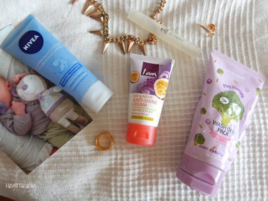 Ma routine de soins du visage postpartum