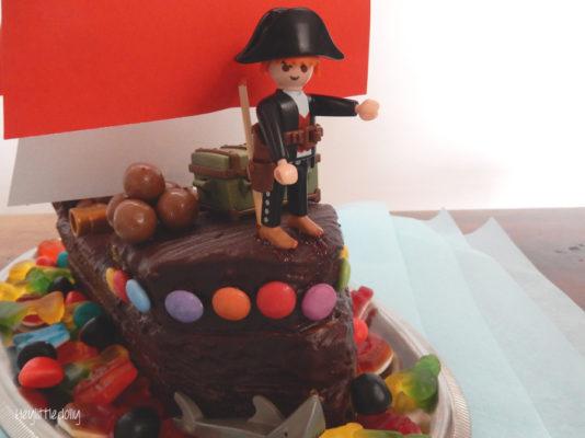 Organiser un anniversaire sur le thème des pirates !