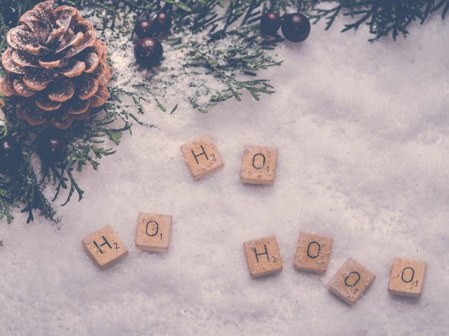 Christmas tag : Can you feel the spirit ?
