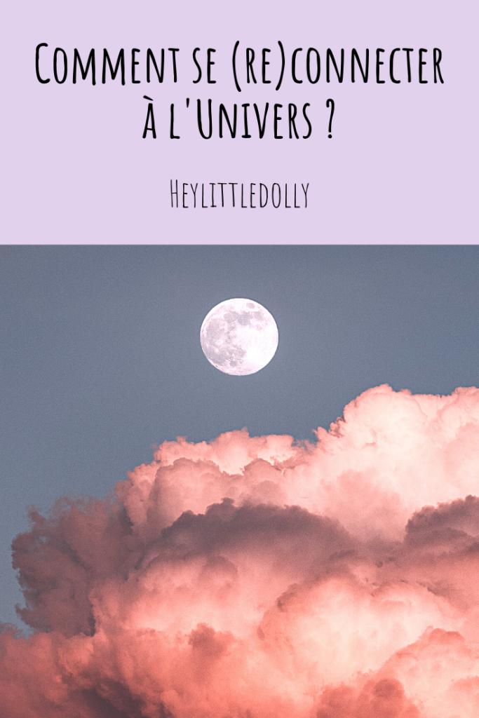Comment se connecter à l'univers