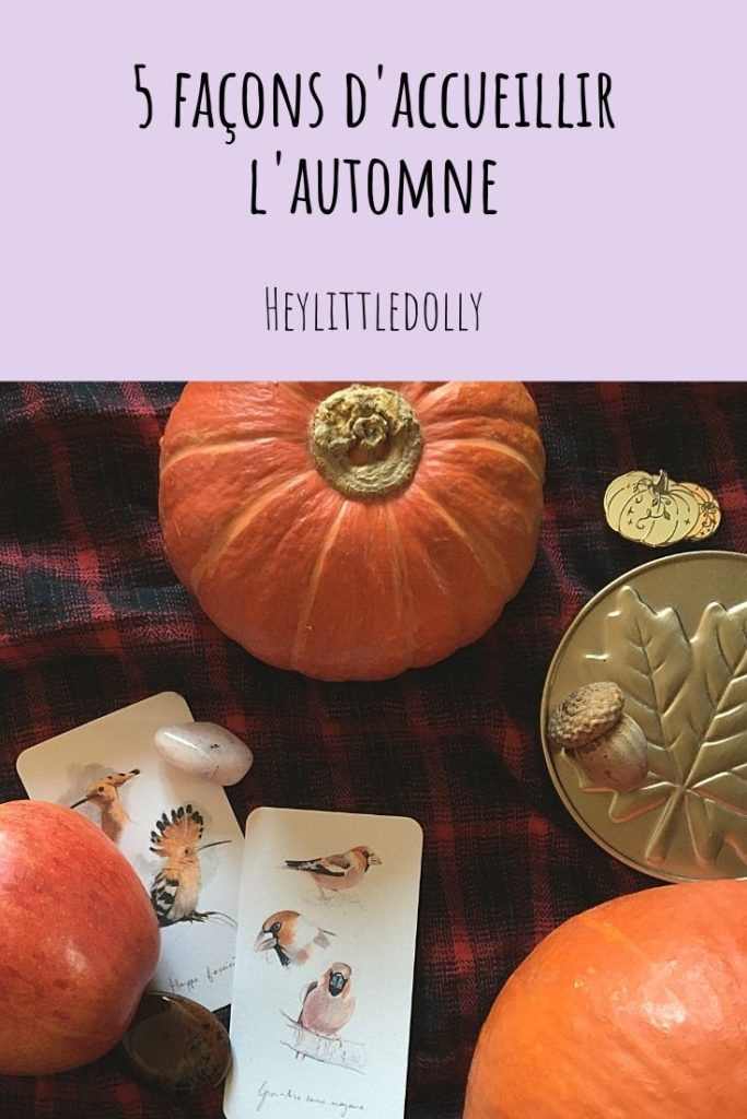Accueillir automne