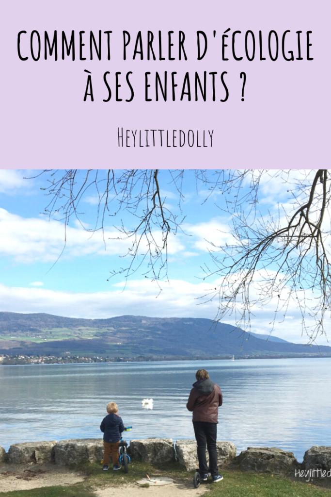 Comment parler d'écologie à ses enfants ?